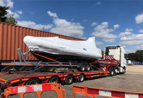 Transporting abnormal loads